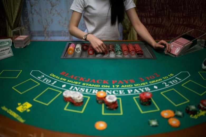 Love The Thrill Of Playing With A Casino Game?