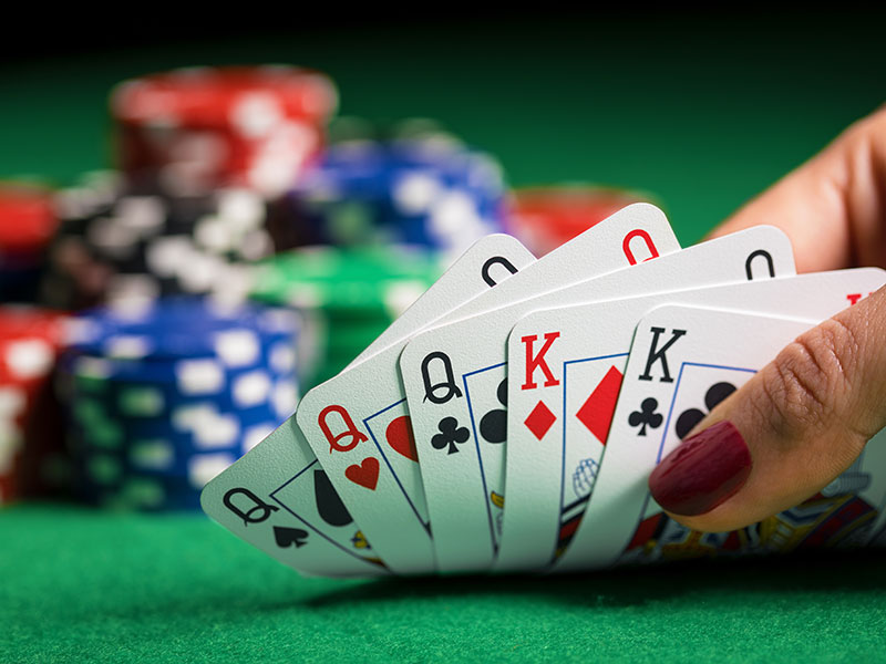 The Way To Play Strip Poker – WikiHow