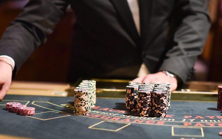 Online Poker Room Games