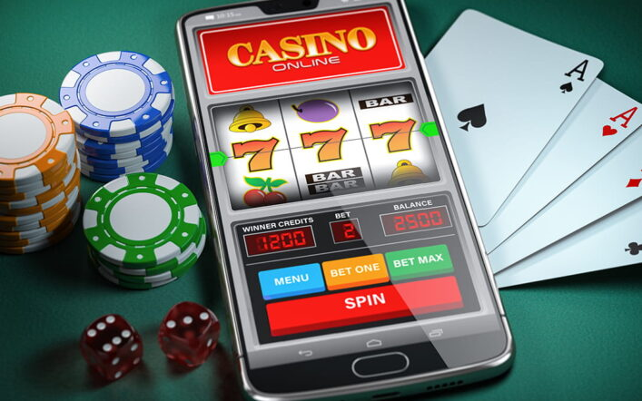 Online Slot Machine Genuine Cash 2020